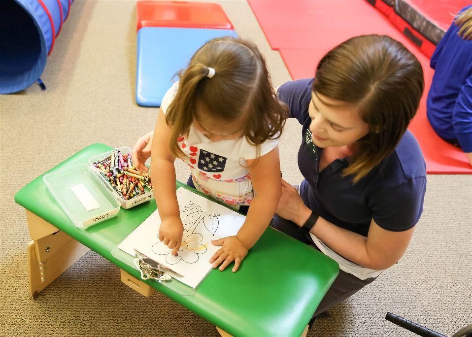Pediatric Occupational Therapy Central Nebraska Rehab Services